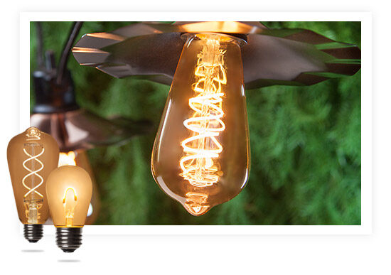 Outdoor Edison String Lights
