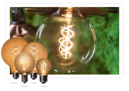 Edison Globe String Lights