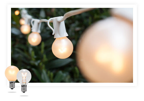 G30 Globe String Lights