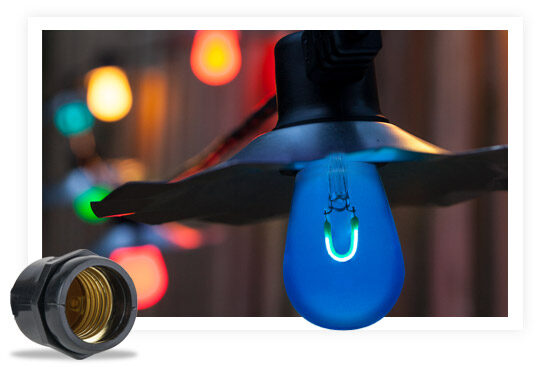 Outdoor Commercial Party Lights