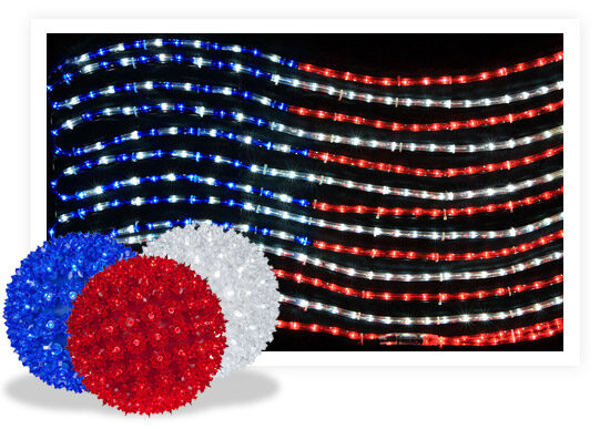 Patriotic Lights