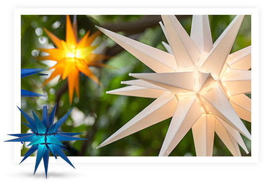 Moravian Star Lights
