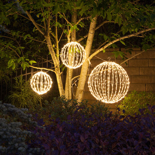 Outdoor Party Light Balls