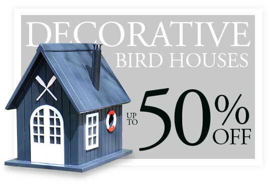 Decorative Bird Houses for Sale