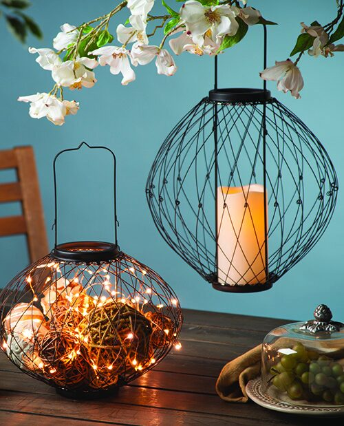 Adjustable Candle Lantern Home Decorations