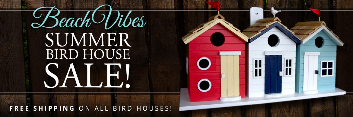 Bird Houses on Sale