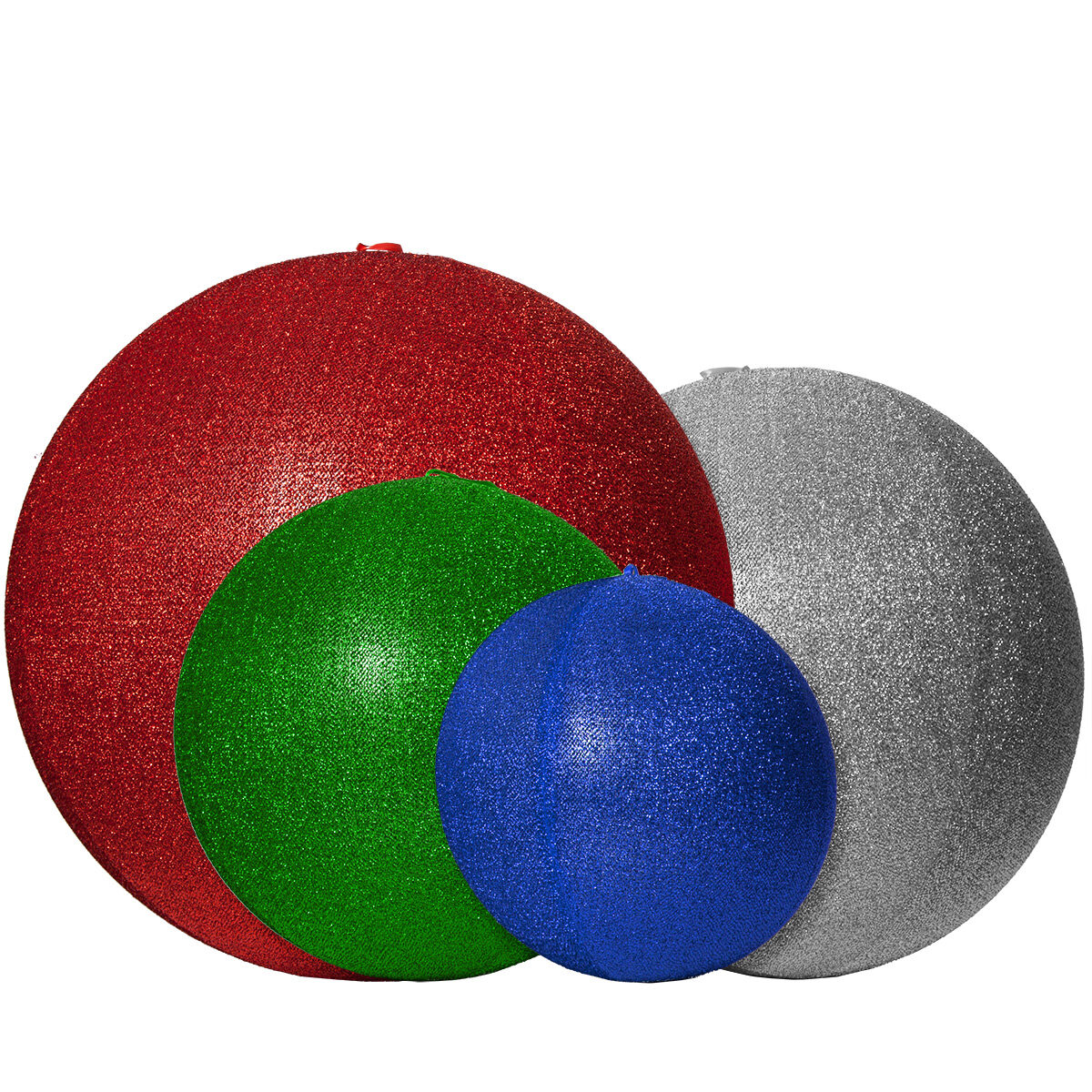 Inflatable Outdoor Christmas Ornaments