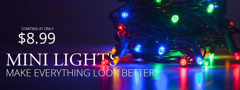 Amazing Mini Lights!