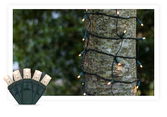 Trunk Wrap Tree Lights