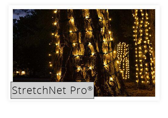 StretchNet Pro Tree Lights