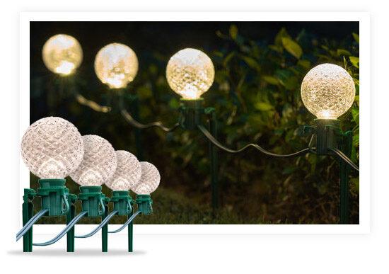 Pathway String Lights