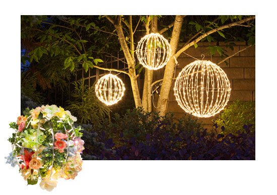 Outdoor Light Balls
