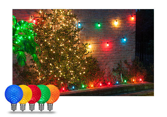 Outdoor Party Lights