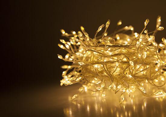 Cluster Fairy Lights