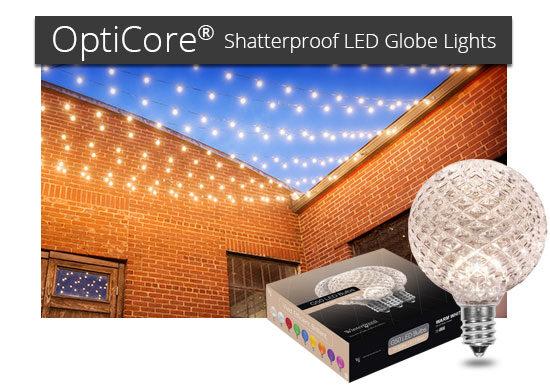 Opticore LED Patio Lights